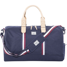 Herschel Novel Duffle Peacoat/Windsor Wine/White